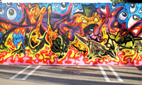 Augor and Pose Paint at LRG