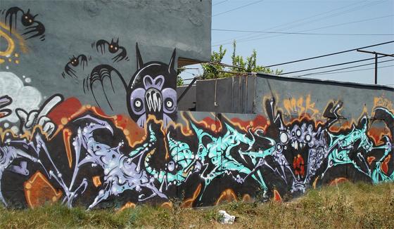Augor Graffiti MSK
