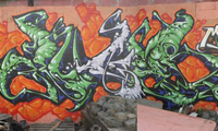 Augor Graffiti Interview