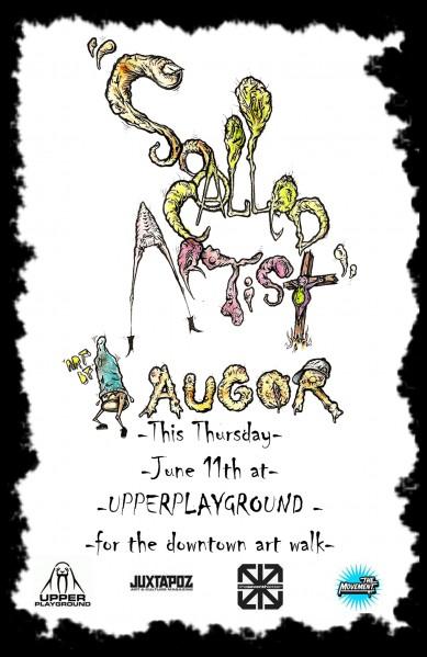 Augor So Called Artist