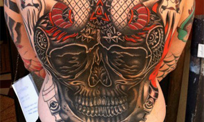 Tattoo Tuesday No. 193