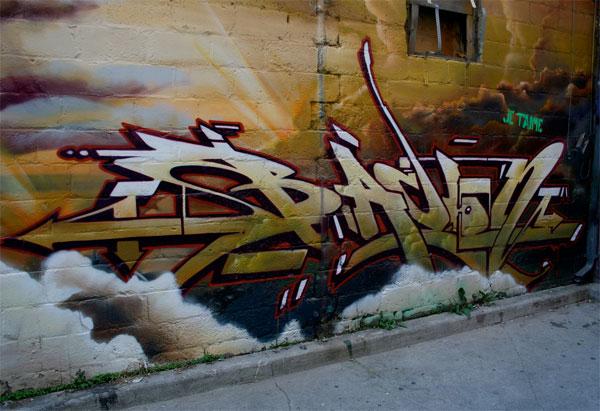 bacon hsa graffiti toronto