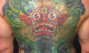 Tattoo Tuesday No. 218