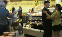 Supermarket Ballroom Dancing