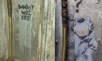 Melbourne loses its treasured Banksy