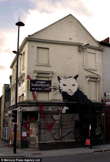 Banksy Pub