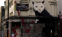 Banksy Doubles Price of Pub