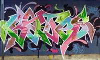 Bates & Mare 139 Graffiti Exchange