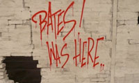 Bates Graffiti Interview