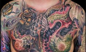 Tattoo Tuesday No. 166