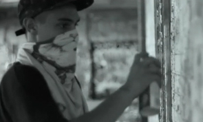 Bfour & Croes Graffiti Video by Robby Reis