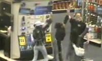 Salesman Break Dance