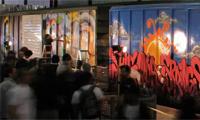 Balcones Burner Bash Graffiti Competition