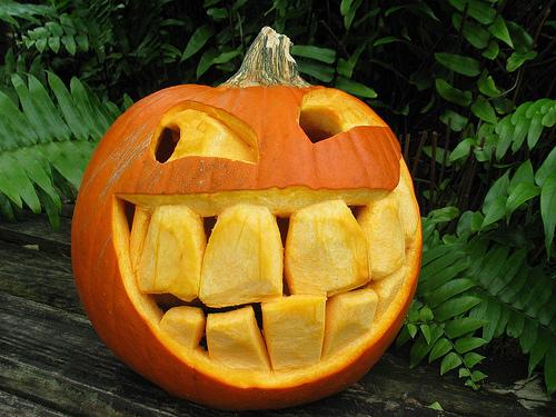 Big Teeth Pumpkin
