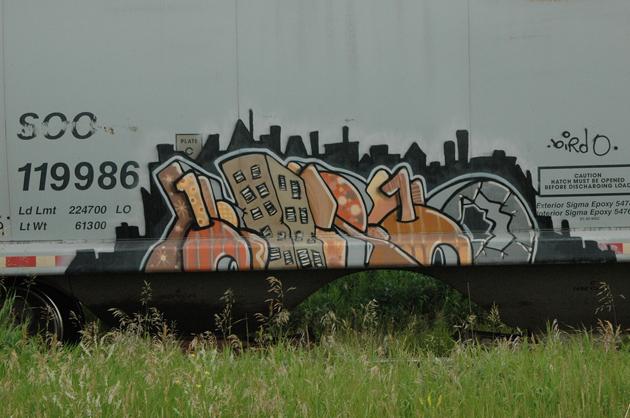 birdo graffiti