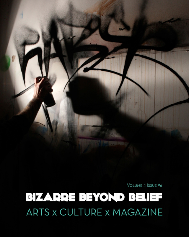 bizarre beyond belief issue 6