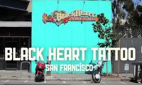 Black Heart Tattoo Video