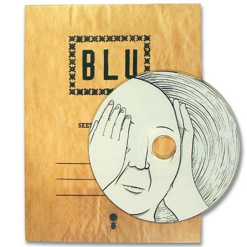 blu dvd street art