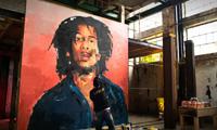 Bob Marley by Alex Young