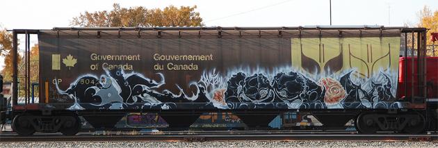 bolr grom hopper graffiti