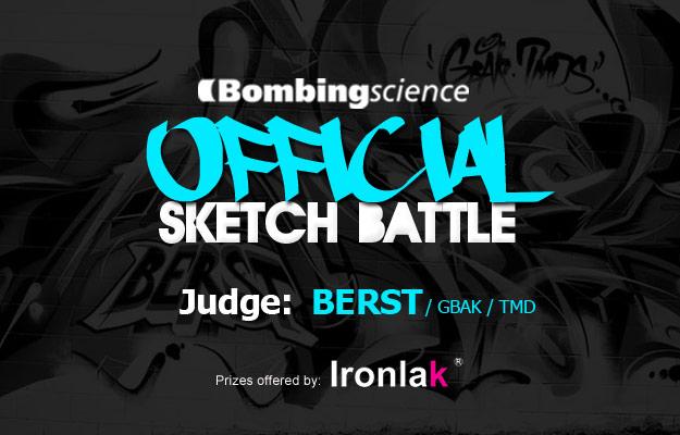 bombing science sketch battle 2012