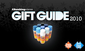 Bombing Science Gift Guide