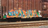 Bonus Graffiti Interview