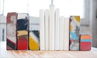 Pascal Paquette Graffiti Bookends