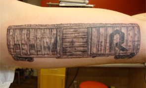 Tattoo Tuesday No. 93