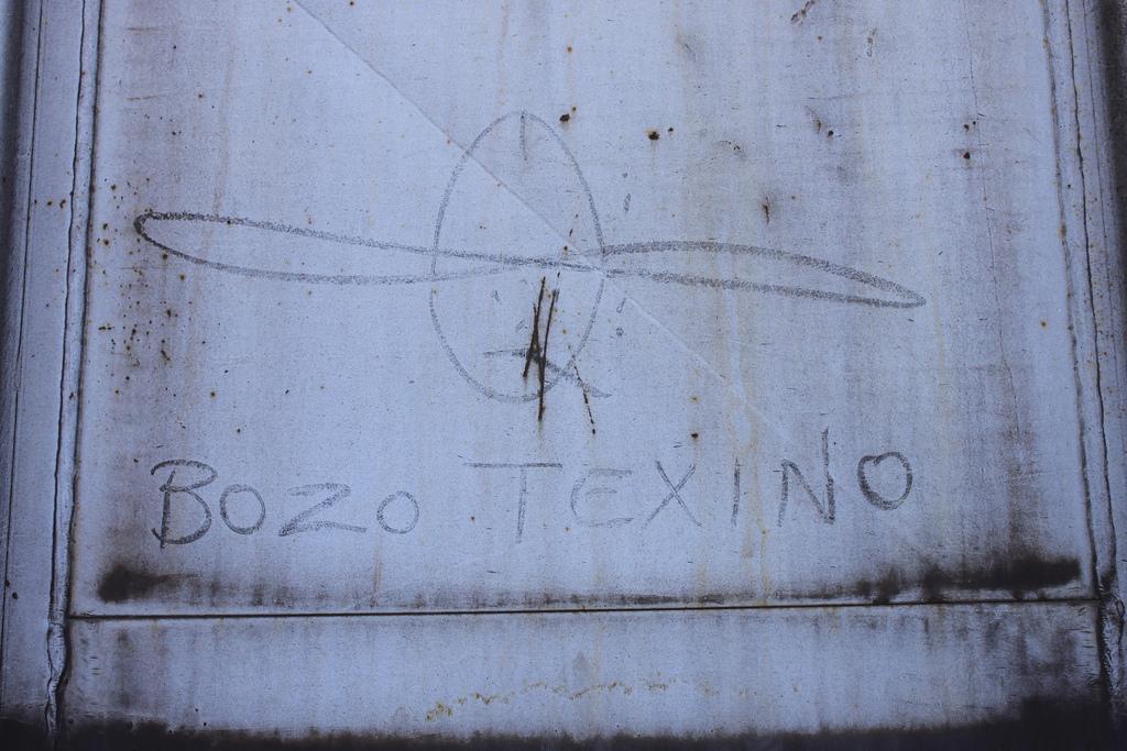 bozo texino graffiti