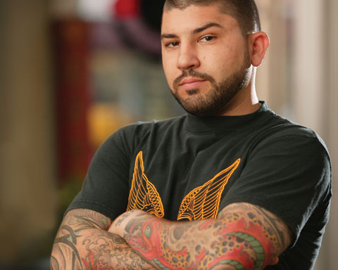 miami ink tattoo designs on Darren Brass Interview | Senses Lost