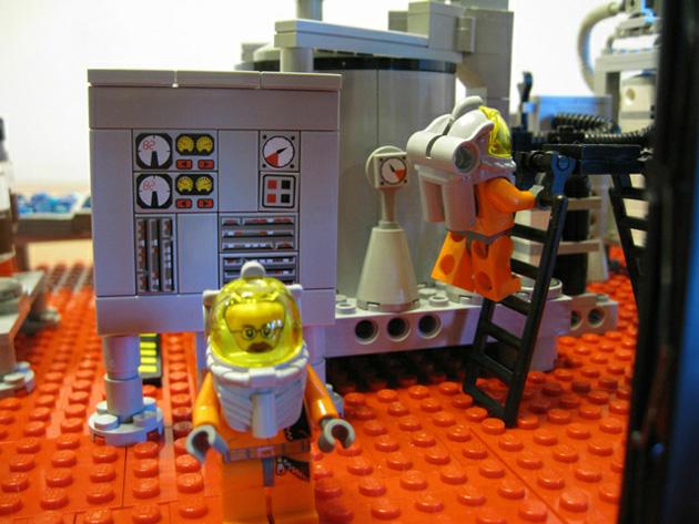Breaking Bad Meth Lab Breaking Bad Lego Set ...