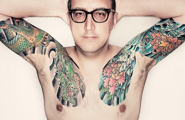 Brian Cummings Tattoo Photography