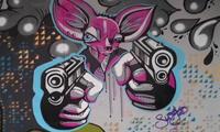 Tag – A Poem About Graffiti