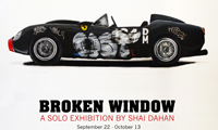 Shai Dahan – Broken Window