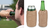 Insulated Paper Bag for Beer
