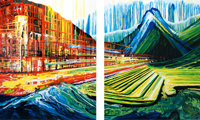Amy Shackleton – Painting Timelapse