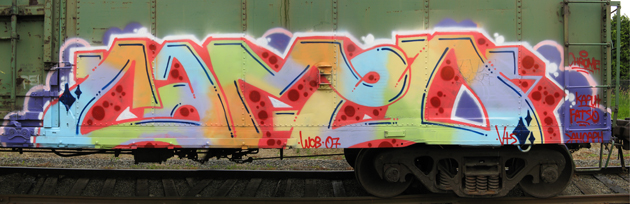 cameo cp graffiti