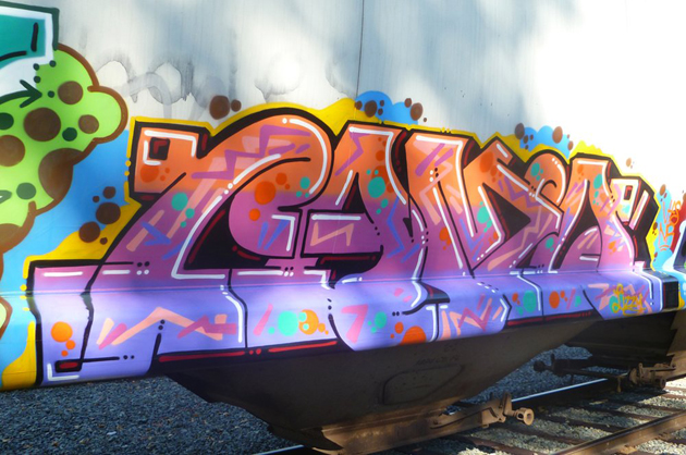 cameo hopper graffiti