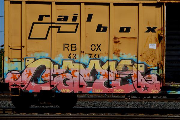 cameo graffiti