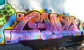 Cameo Graffiti Interview