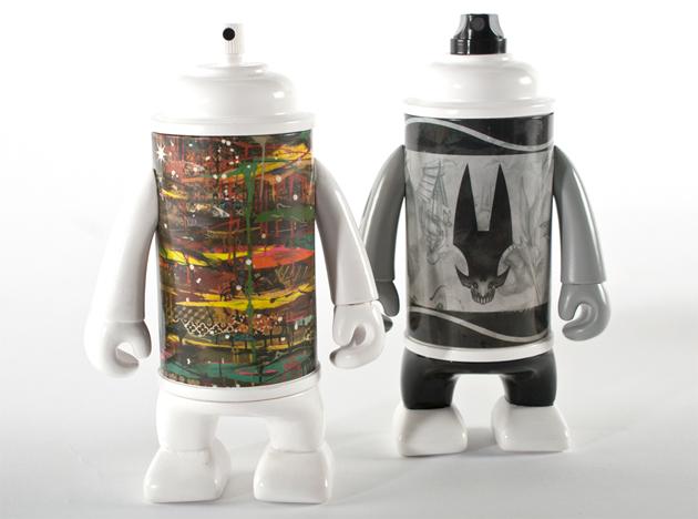 canman graffiti vinyl toys revok