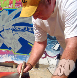 Cap Graffiti Writer