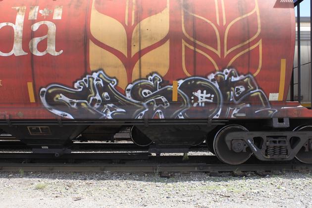casor graffiti
