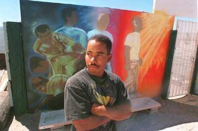 Chaka Graffiti Writer