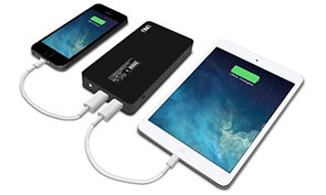 Battery Pack That Gives Your Phone A Day's Worth Of Power In 15 Minutes