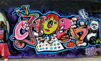 Graffiti Interview with Chock &#8211; Girls On Top