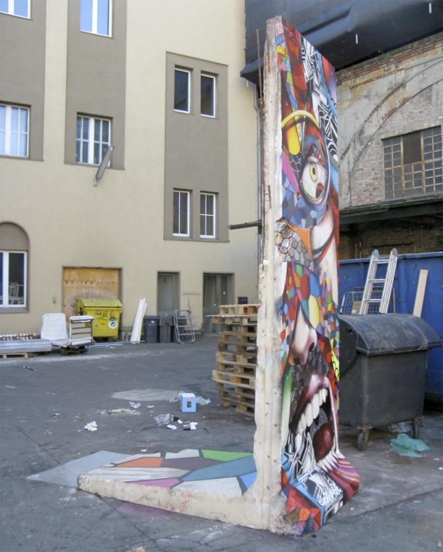 chor boogie berlin wall