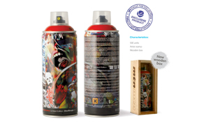 Chor Boogie Limited Edition Spray Can