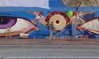 Chor Boogie's Return to the Market Street Mural